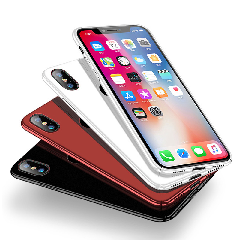 coque iphone x glossy