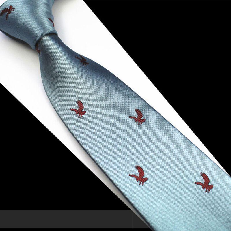 para hombre corbatas de seda del partido hecho a mano de negocios mal sesin de