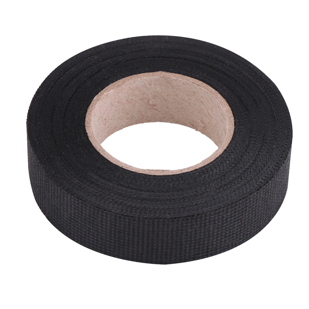 MultiPurpose Car Self Adhesive Anti Squeak Rattle Felt Automotive Wiring  Harness Tape 19mm x15m Flannel fabric Cloth Tape-in Plastic & Rubber Care  from ...