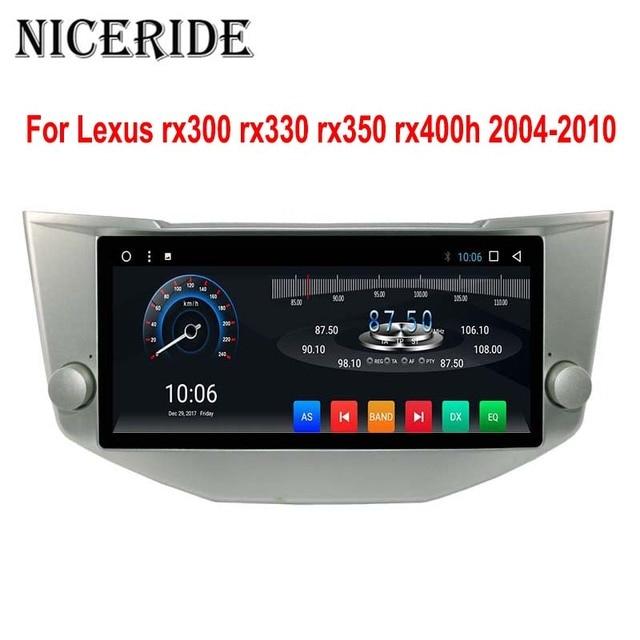lexus rx300 radio no sound
