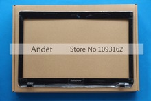 New Original LCD Front Bezel For Lenovo Z570 Z575 Laptop Frame Cover with Camera Hole 31049306