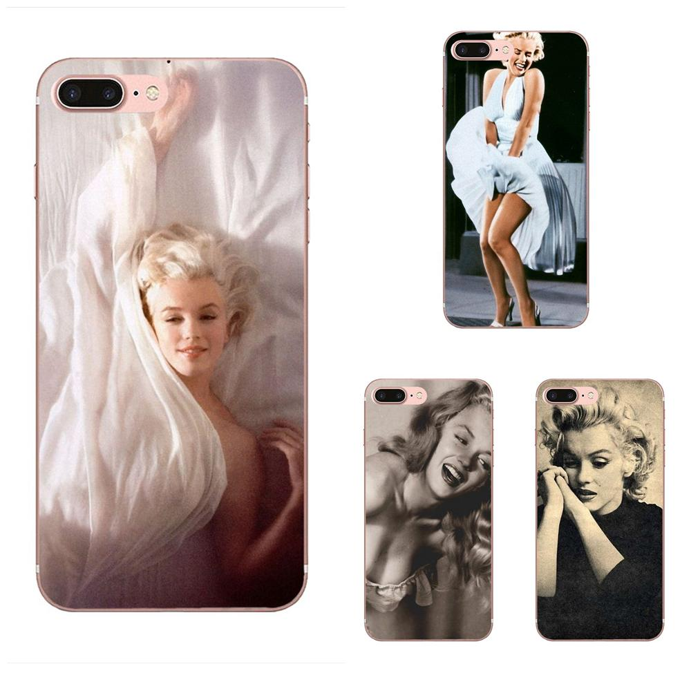 One Of The Most Famous Movie Actress Marilyn Monroe For Galaxy A3 A5 A7 A8 A9 A9S On5 On7 Plus Pro Star 2015 2016 2017 2018 image