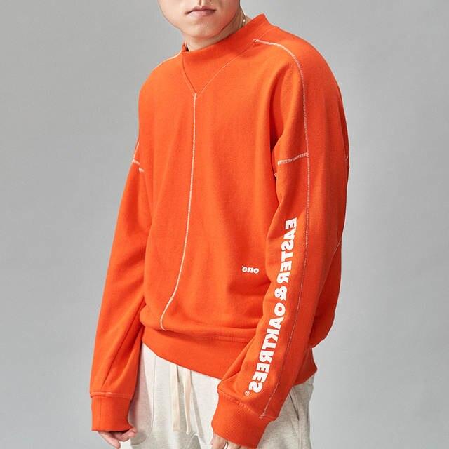 Neon Orange Hoodie | Hoodies | Hoodies & Sweatshirts