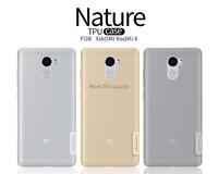 Xiaomi Redmi 4 TPU Case Nillkin Ultra Thin Nature Clear Soft Silicon Back Cover Cases For