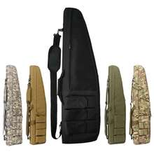 Multifunction 118CM Tactical Airsoft Rifle bag Hunting Shooting Gun Bag Military Army Case Shoulder Carry Backpack