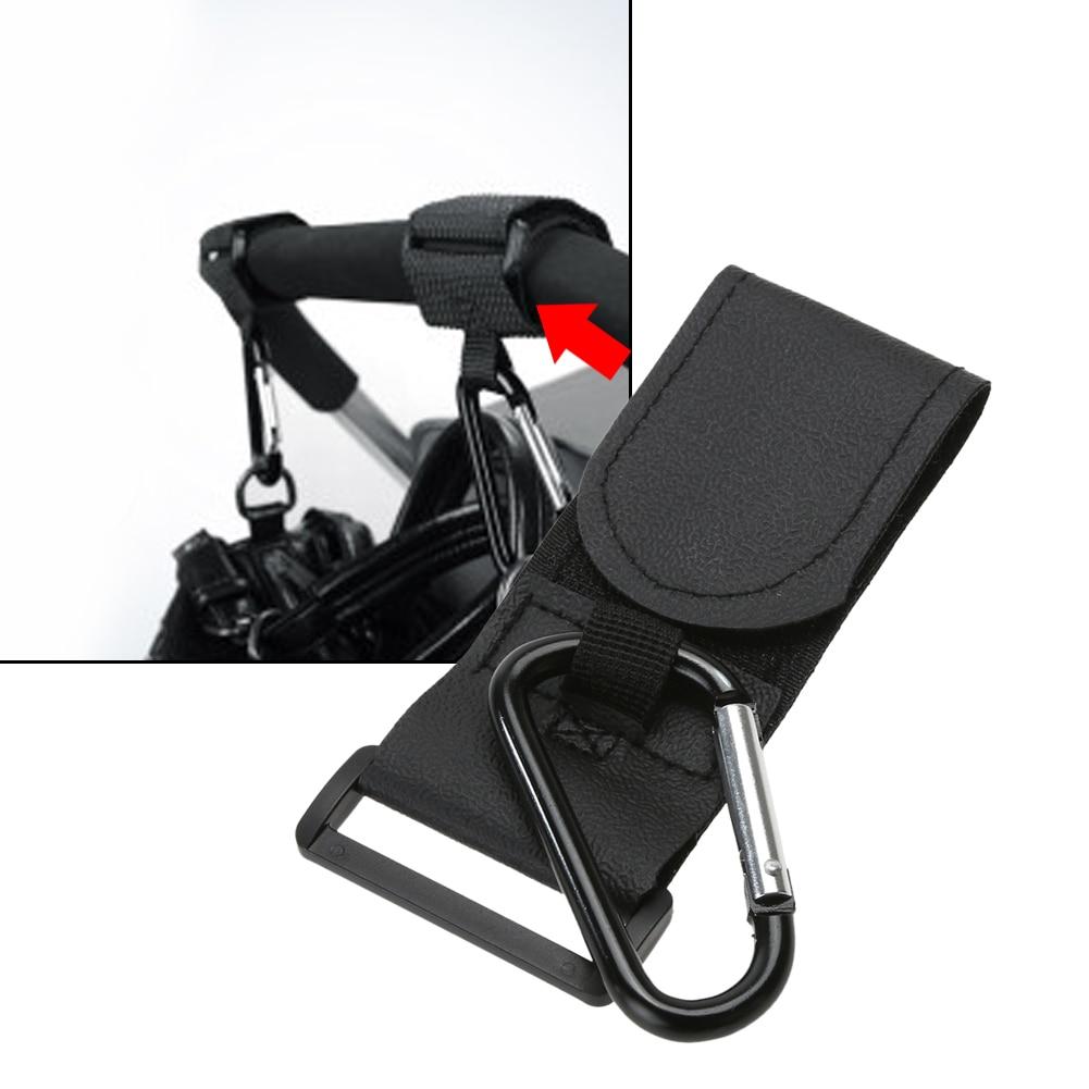 Barnevogn Hook Barnevogn Accessoire Universal Large Pram kroge med automatisk låsning karabinhage barnevogn hot