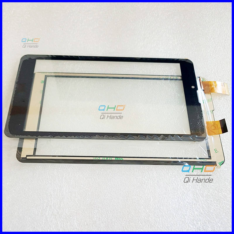 New For ZYD070-262-FPC 7'' inch tablet touch screen Panel Digitizer Sensor Replacement Parts ZYD070-262-FPC V02 free shipping free shipping original new 7 inch lcd screen model m070wx04 bl v01 cable number m070wx01 fpc v06