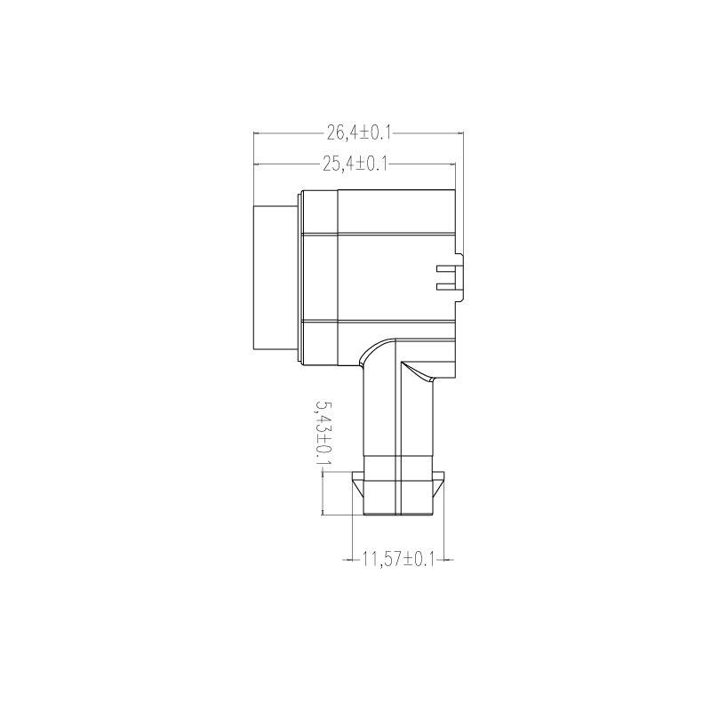 VOLVO XC90 2005-2014 PDC Sensor De Estacionamiento Reversa Ultrasónico