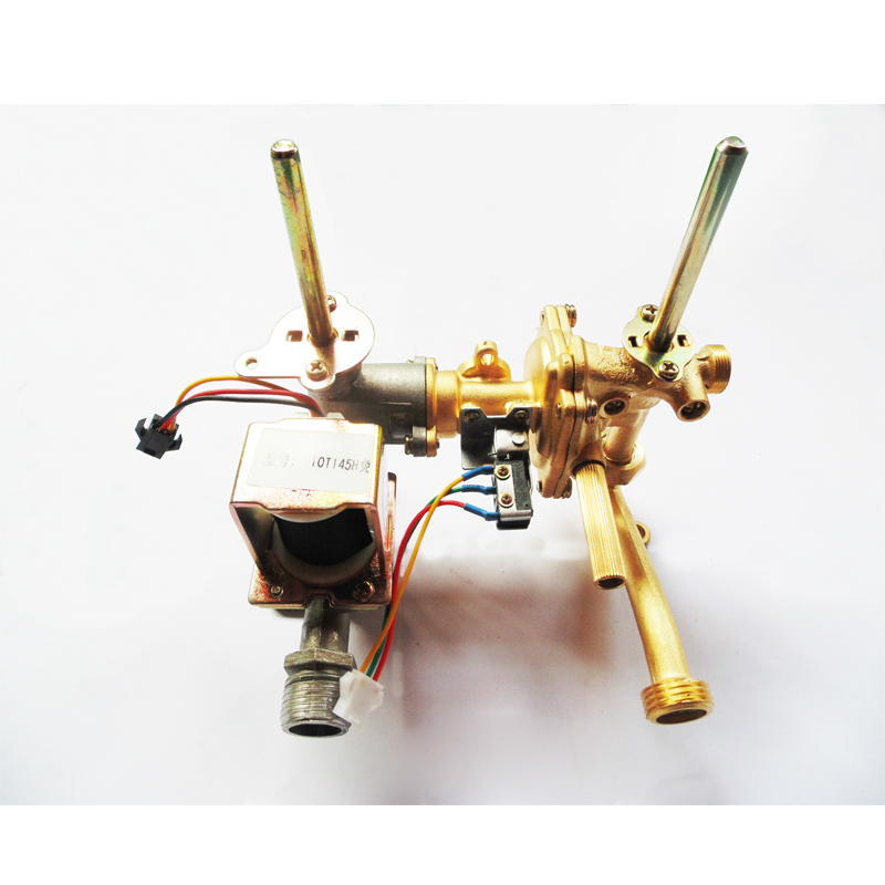 Household flue strong row of gas water heater water vapor linkage valve with a low pressure start for LPG Normal Valve environmentally friendly pvc inflatable shell water floating row of a variety of swimming pearl shell swimming ring