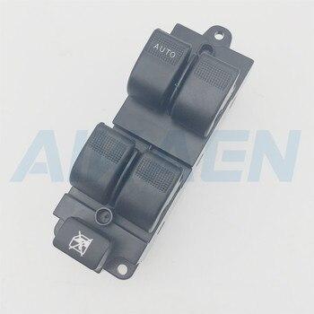 BL4E-66-350AL2 Elektronik Ön Sol Sürücü Yan Master Güç Pencere Düğmesi Anahtarı Mazda 323 BJ 1998-2001