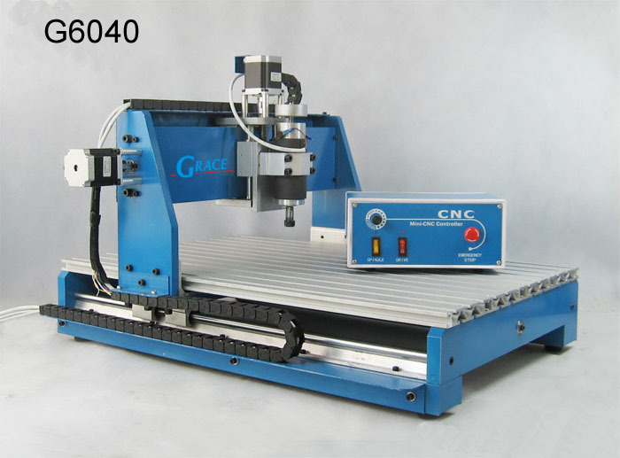 Desktop Cnc Router G6040 Mini Cnc Router Small Cnc
