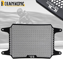 Motorcycle Accessories Radiator Grille Guard Cover Protector for Husqvarna Svartpilen 701 2019-2020 High Quality