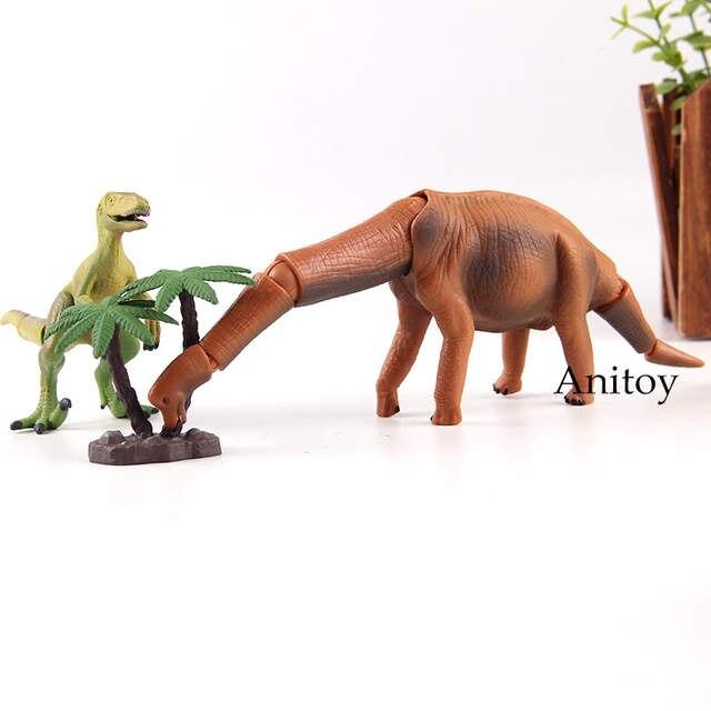 Jurassic World Dinosaur Action Figures Velociraptor Stegosaurus Carnotaurus  Tyrannosaurus Rex Jurassic Park Toys for Kids Boys