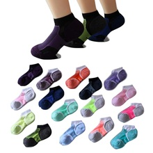Summer Short Sport Socks Sweat-Absorbent Breathable Mens Cycling Womens Bicycle Outdoor Running