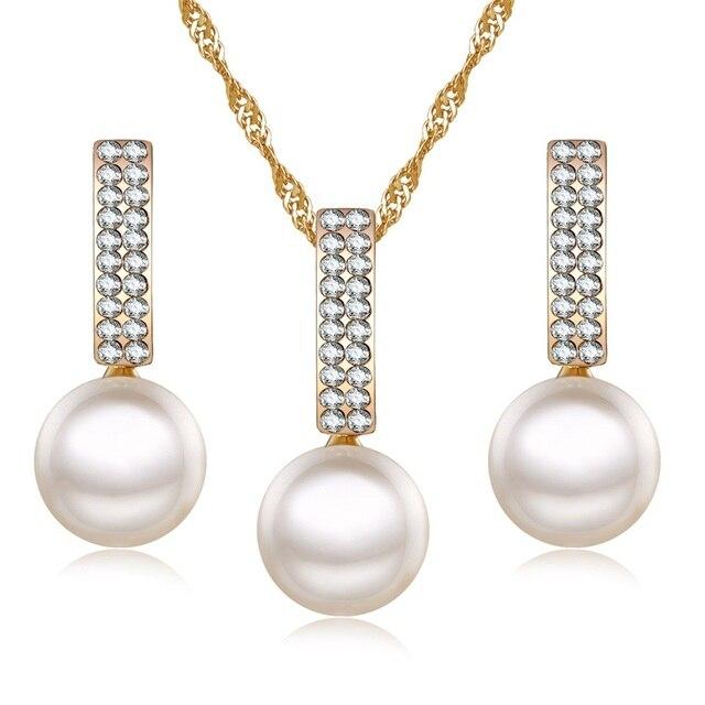 FAMSHIN Women Jewelry Set...