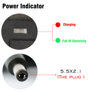 Image 3 - KingWei 1pcs DC 16.8V 2A AC 100V 240V Adapter Converter Power Supply Power Adapter Wall Charger for 18650 Lithium Battery