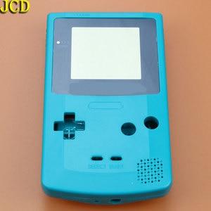 Image 3 - JCD 1 قطعة الإسكان شل غطاء ل نينتندو GameBoy اللون ل GBC الإسكان الإسكان