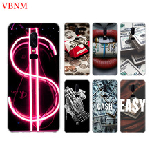 Money Funny New Phone Back Case For OnePlus 7 Pro 6 6T 5 5T 3 3T 7Pro 1+7 Art Gift Patterned Customized Cases Cover Coque Capa