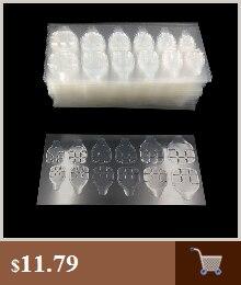 50 pçs lote 100 180 Dobrado Diamante