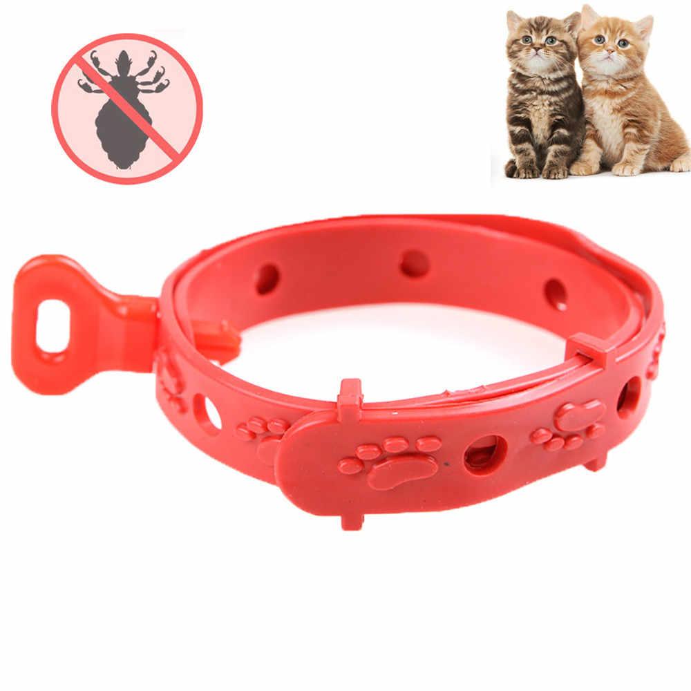 犬猫撃退ダニノミクイックキルリムーバーペット保護アロマネック襟ドロップシッピング Apr02