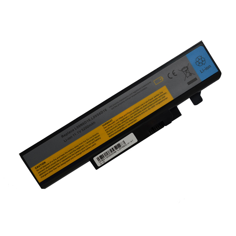 Image 3 - Laptop Battery L10L6Y01 B560 l09l6d16 for Lenovo for IdeaPad Y460A Y560A Y560P Y560G Y560-in Laptop Batteries from Computer & Office on