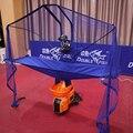 Originele Dubbele Vis E6 Programm Tafeltennis Robot Pingpong Dienen Machine 36 draait Thuis Training voor V40 + bal met verzamelen Netto