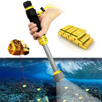 Portable Underwater Metal Detector Professional Underground Metal Detector Pinpointer Gold Detector Pulse Induction Technology