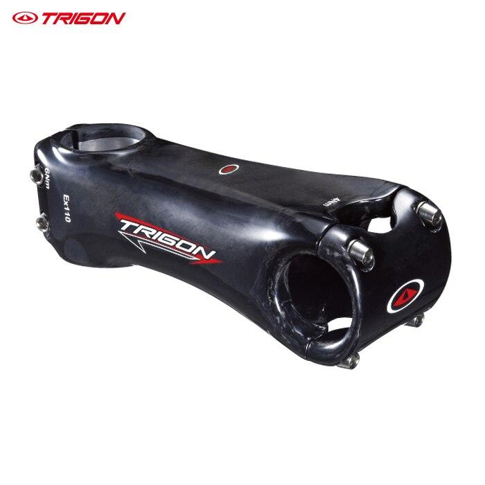 Tige de vélo de montagne Ultra légère en fibre de carbone TRIGON HS119 tige en carbone augmentant la rigidité renforçant la tige de vélo vtt DH AM