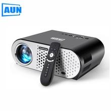 3200 Lúmenes Proyector Full HD tv led 3D Proyector de Cine En Casa Ayuda 1080 p android Wifi bluetooth sistema de cine Beamer