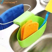Joyathome fregadero drenaje almacenamiento estante esponja toalla limpieza bola almacenamiento estante de trapo fregadero accesorios cesta de fregadero
