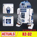 Lepin 05043 Genuine Star War Series The R2-D2 Robot Set Out of print Building Blocks Bricks  Toys 10225