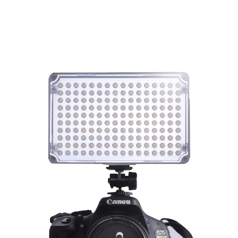 AL-H160Panel Light photo on-camera led light bulb with CRI 95+ 160 bulbs video production equipment Photography LED Video light