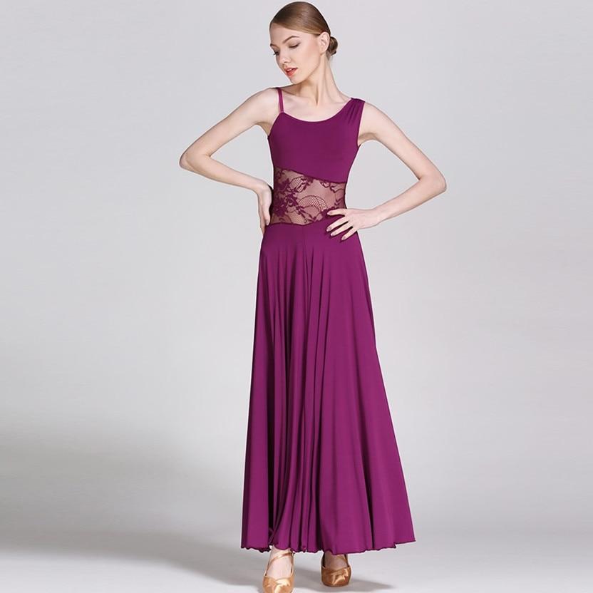 10 colores azul vestidos de flamenco salón de baile trajes de baile ...