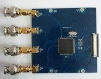 Free Shipping 4 Way Analog Camera To PCIE Video Capture Module Collocation I MX6 Development Board