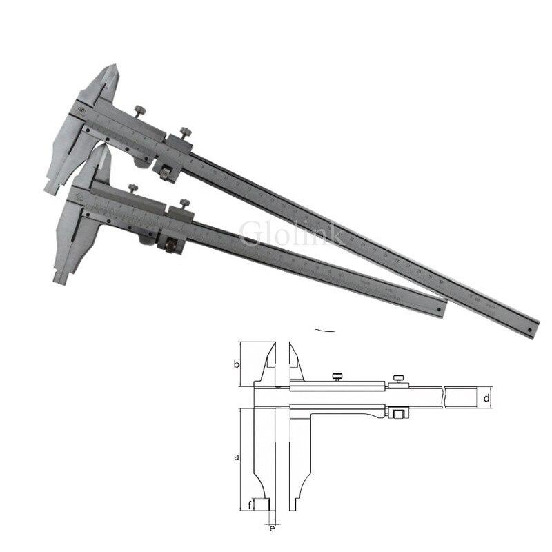 0-300mm 12inch 4ways Measuremet Steel Vernier Caliper With Nip Jaws 300mm Slider Caliper Measuring Gauge nip n tuck