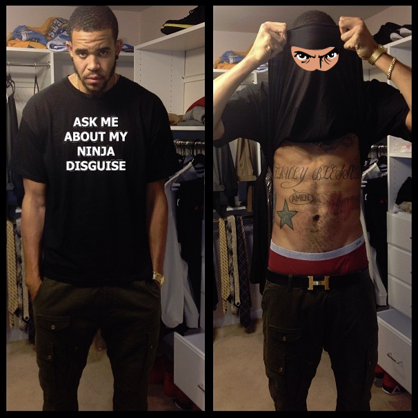 MY BOY JaVale McGee ASK ME ABOUT MY NINJA DISGUISE short sleeve t-shirt t shirt tee male female funny inside out graphic shirt