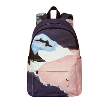 [NEW ARRIVAL] YIZISTORE original creative backpacks for boys and girls suitable for school bags and traveling(FUN KIK store) yizi canvas printed backpacks in parent child style for adults hot sale fun kik