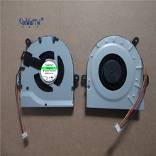 New and Original CPU cooling fan for Lenovo S300 S400 S405 S310 S410 S415 laptop cpu cooling fan AB7005HX-Q0B