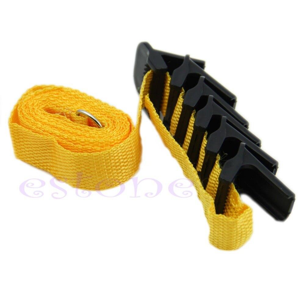 Adjustable over door straps hanger hat bag coat clothes for 12 hook over the door coat rack