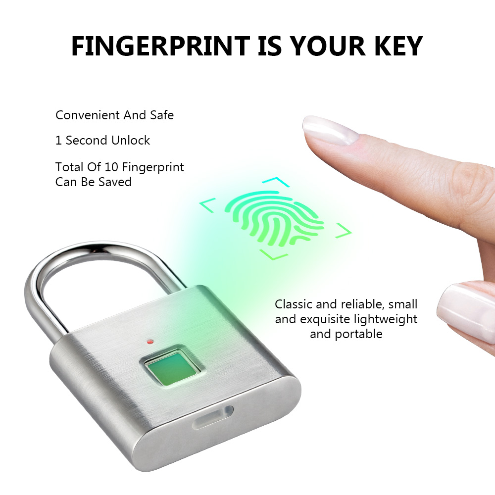 Golden Smart Security Keyless door Lock 18