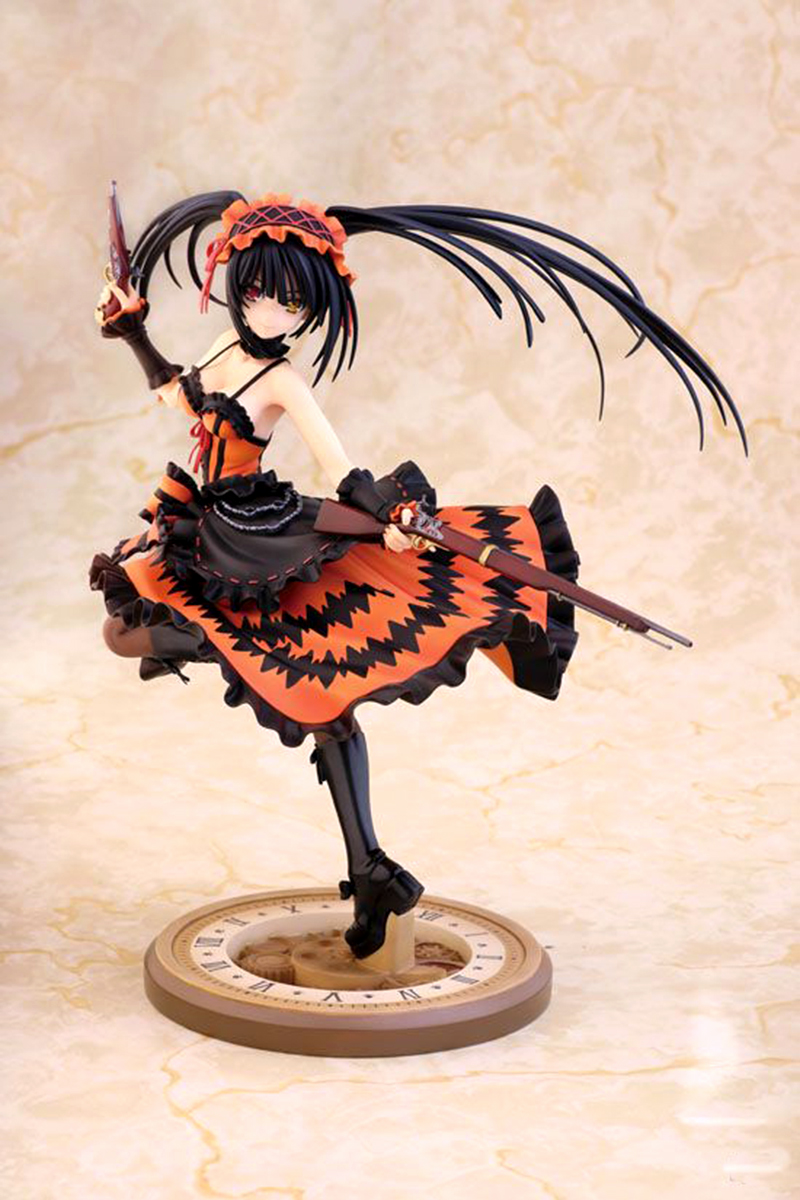 21cm Griffon DATE A LIVE with Gun Sexy Girl Action Figures Collection Toy bigbang10 the collection a to z release date 2016 10 26