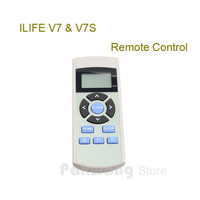 Original ILIFE Remote Control Of V7 V7S Robot Vacuum Cleaner Spare Parts From The Factory