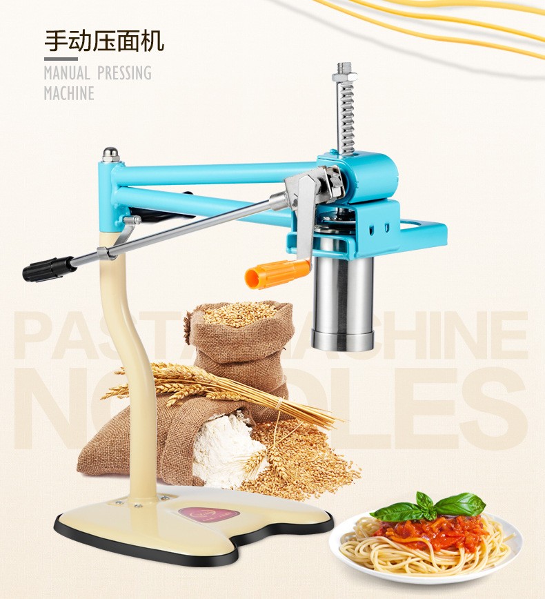 цена на new high quality and fashion instant noodle making machine Stainless steel household noodle machine