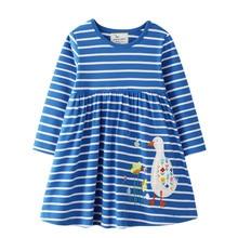 Baby Girls Clothing Long Sleeve Dresses