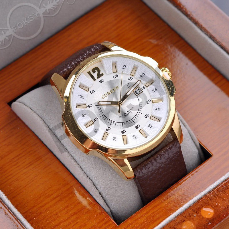 New Luxury brand Curren casual women dress watches font b Men b font Fashion Sport Watches