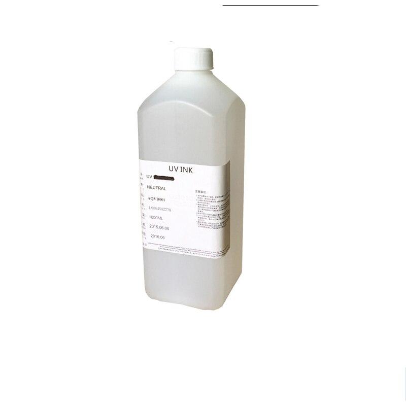 1 Liter Uv Reinigingsvloeistof Gebruik Voor Uv Flatbed Printer & Printkop Klanten Eerst