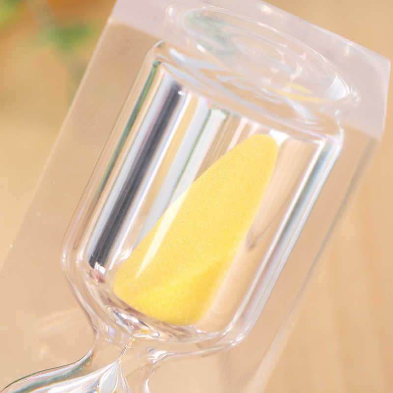 3/10/15Minute Triangular Glass Sand Hourglass Clock Timer Sandglass Home  Decoration Ampulheta Secret Kids Gift Home Decor
