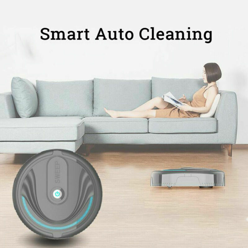 Hot DealsRobot-Vacuum-Cleaners Robotic Intelligent Smart 3E11 Sweeping-Cleaner Floor Automatic
