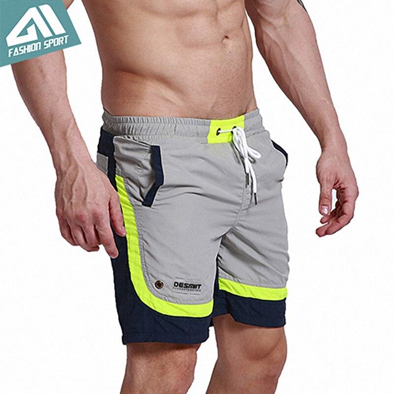 Desmiit Zomerstrand Herenshorts Vrije tijd Sport Running - Sportkleding en accessoires