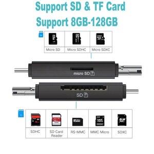 Image 3 - Ingelon Universal Cardreader USB C OTG TF SD Card Reader microsd MMC Android Computer Extension Adapter for Camera SD Reader